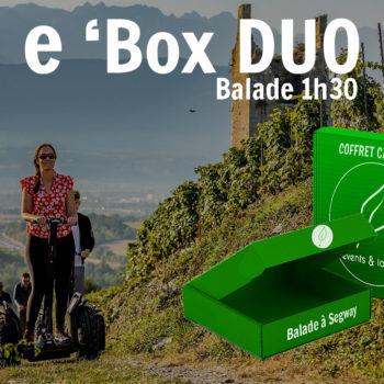e-Box Duo 1h30