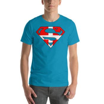 t-shirt pour homme super-savoyard