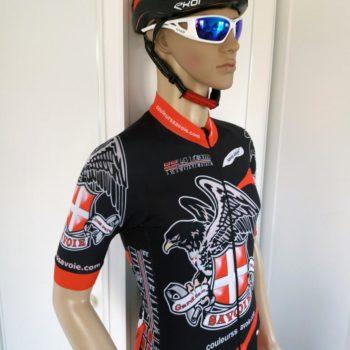 maillot cycliste savoisien couleurs savoie